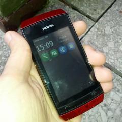Nokia Asha 306  wideotest taniego telefonu z ekranem dotykowym