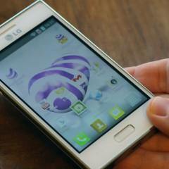 Wideotest LG Swift L5  tani smartfon z dużym ekranem