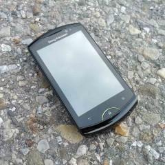 Wideotest Sony Ericsson Live With Walkman  muzyczny telefon