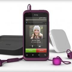 Wideotest HTC Rhyme  smartfon (nie tylko) dla kobiet