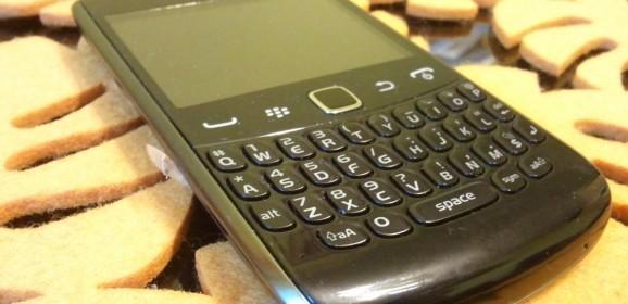 Wideotest BlackBerry Curve 9360  klasyczny telefon z QWERTY