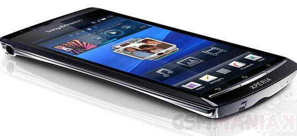 Wideotest Sony Ericsson Xperia Arc  smartfon z wyższej półki