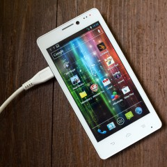 Wideotest smartfona Prestigio 5430