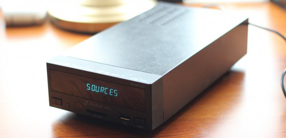 Wideotest Dune HD Smart D1  modułowy odtwarzacz multimedialny
