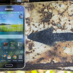 Wideotest telefonu Samsung Galaxy S5