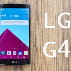 LG G4  wideotest telefonu