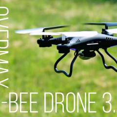 Overmax X-Bee Drone 3.1 – wideotest drona