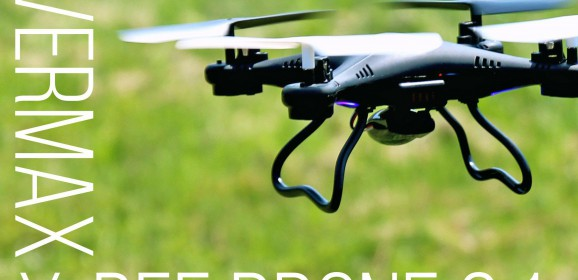 Overmax X-Bee Drone 3.1  wideotest drona