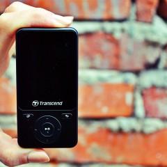Transcend MP710 – wideotest odtwarzacza dla aktywnych