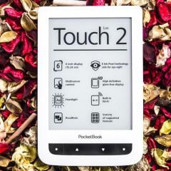 PocketBook 626 Touch Lux 2  wideotest czytnika