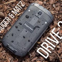 Kruger & Matz DRIVE 3  wideotest telefonu