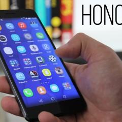 Honor 6 Plus  wideotest telefonu