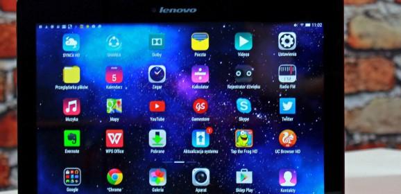 Wideotest | Lenovo TAB2 A10-70F. Najlepszy tablet do 800 zł