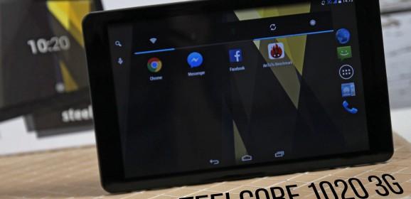 Wideotest | Overmax Steelcore 1020 3G. Przekątna 10,1″, Dual SIM i funkcja telefonu
