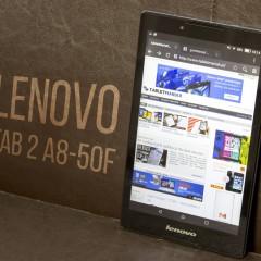 Wideotest | Lenovo TAB 2 A8-50F. Multimedialny tablet za 650 zł