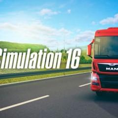 Wideorecenzja TruckSimulation 16. Ciężarówką przez Europę