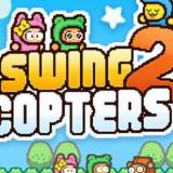 Swing Copters 2  piekielnie trudna zręcznościówka