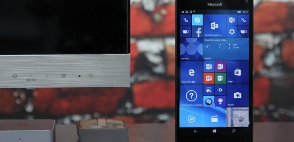 Wideotest Microsoft Lumia 950 XL. Smartfon, który miał zastąpić komputer