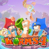 Worms 4  wideorecenzja gry na Androida