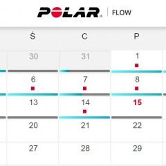 Polar Flow  wideotest serwisu internetowego dla aktywnych