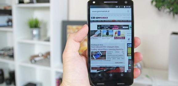 Lenovo Moto X Force  wideotest smartfona z nietłukącym się ekranem