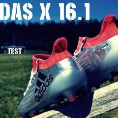 Adidas X 16.1 Pure Chaos  wideotest profesjonalnych korków piłkarskich z kolekcji Mercury Pack 2016