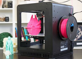 Wideotest drukarki 3D Zortrax M200