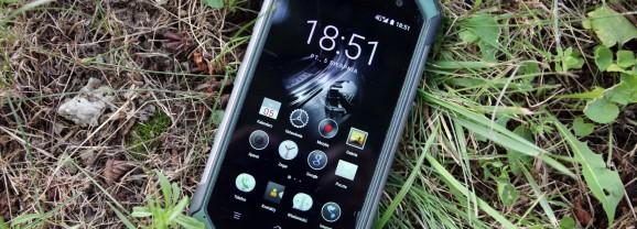 Wideotest Blackview BV6000. Wytrzymały smartfon z potężną baterią