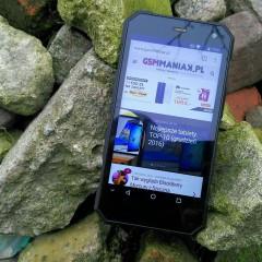 """Wideotest myPhone Hammer Energy. Odporny ,,twardziel"""" za mniej niż 1000 złotych"""