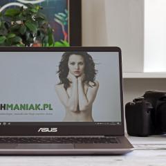 Wideotest ASUS ZenBook UX410UA. Ultralekki laptop z procesorem i5 i ekranem 14″