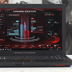 Wideotest ASUS ROG Strix GL553VE. Gamingowy laptop z GTX 1050 Ti