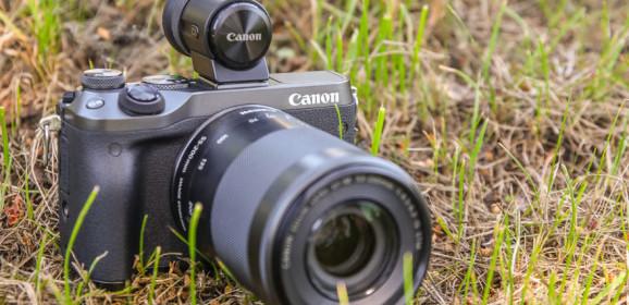 Wideotest aparatu Canon EOS M6. Tańszy niż EOS M5, ale czy lepszy?