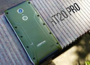 Wideotest odpornego telefonu HOMTOM HT20 Pro. Wytrzymałość to nie wszystko