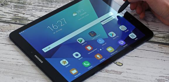 Samsung Galaxy Tab S3  wideotest tabletu z rysikiem. Tak wyglądałby iPad Pro z Androidem