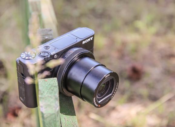 Wideotest Sony RX100 V. Tak wygląda kompakt z najwyższej półki