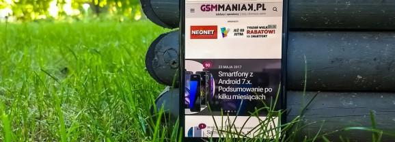 Wideotest Sony Xperia XZ Premium  fajny smartfon z ekranem 4K i świetnym slow-motion
