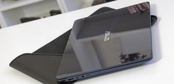 ASUS ZenBook UX430UA  wideotest i wideorecenzja. Smukły laptop (nie tylko) dla fotografa