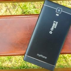 Wideotest myPhone Q-Smart Black Edition. Biedronkowy smartfon za 300 złotych