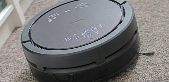 Robojet Air PRO  wideotest i wideorecenzja. Robot odkurzający z funkcją mopowania i oczyszczaczem powietrza