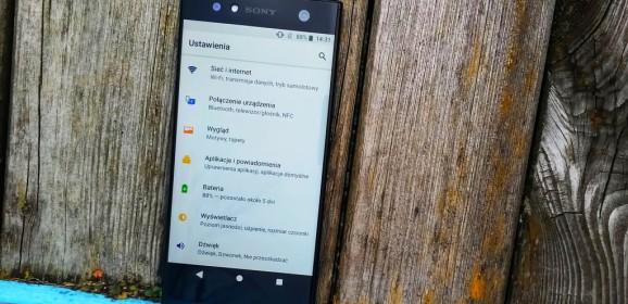 TEST | Sony Xperia XA2 Ultra. Wideorecenzja phabletu z dobrą baterią